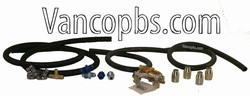 Hydraulic Kit for Ford Bronco 1966-77 Without Body Lift